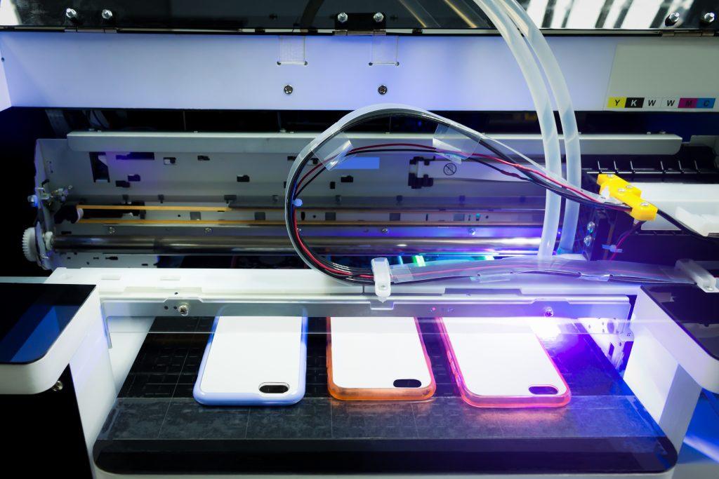 Digitale UV Seristampa